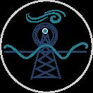 Aire, ruido y radiación electromagnética